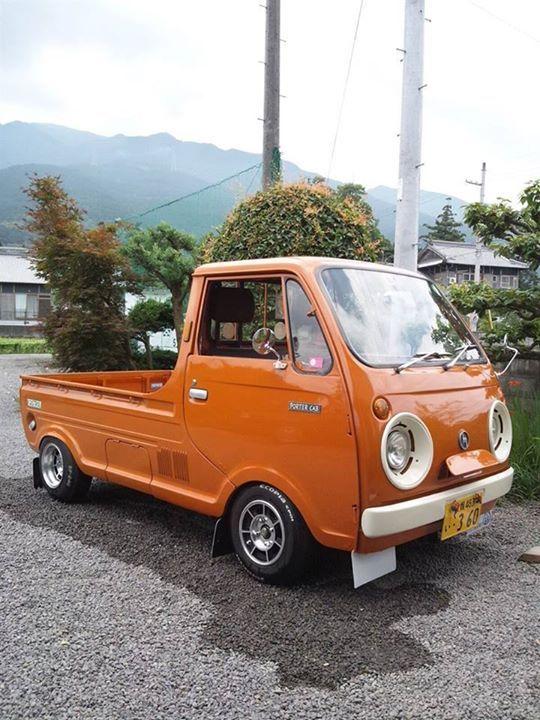 Mazda Porter Cab Mazda Cars Mini Trucks Mini Cars