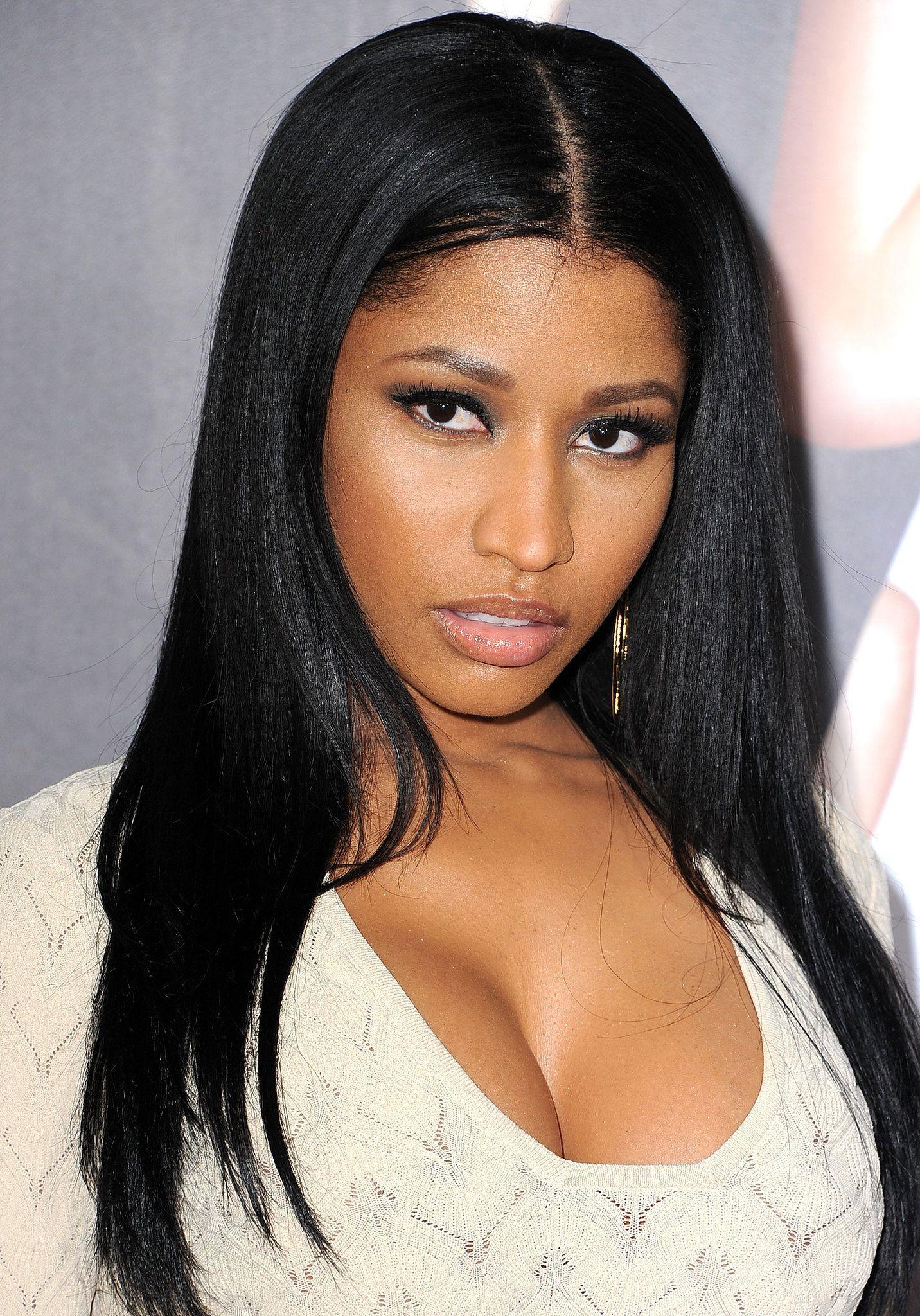 The Real Reason Nicki Minaj Is Rocking A New Natural Look
