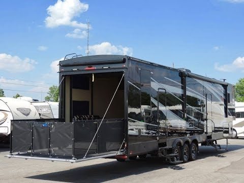 Campers For Sale Near Me >> (107) 2018 Keystone Raptor Toy Hauler 428SP TerryTown RV ...