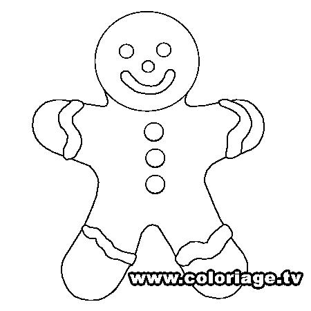 Dessin bonhomme pain d 39 pice a colorier m zeskal cs gingerbread gingerbread man string art - Dessin bonhomme a colorier ...