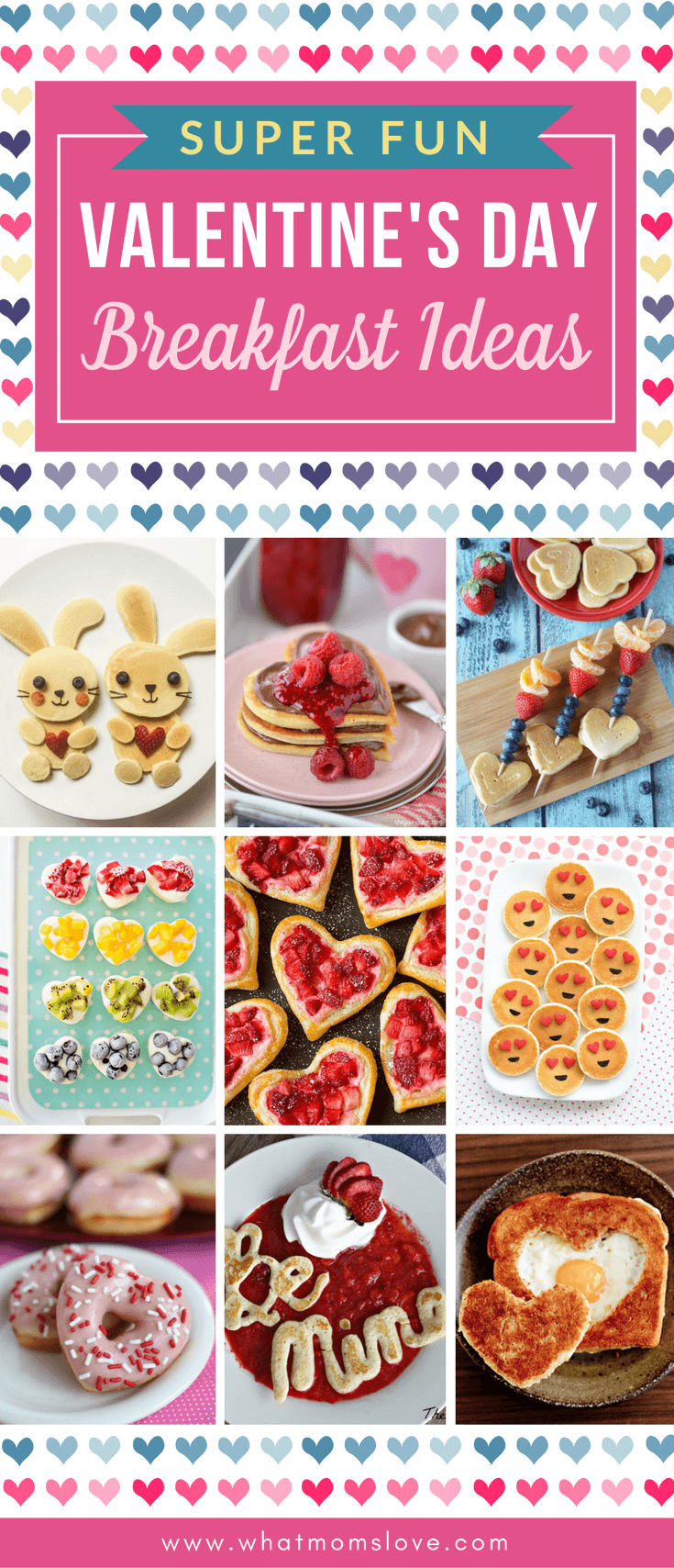 50 Valentine S Day Food Ideas For Kids Fun Recipes For