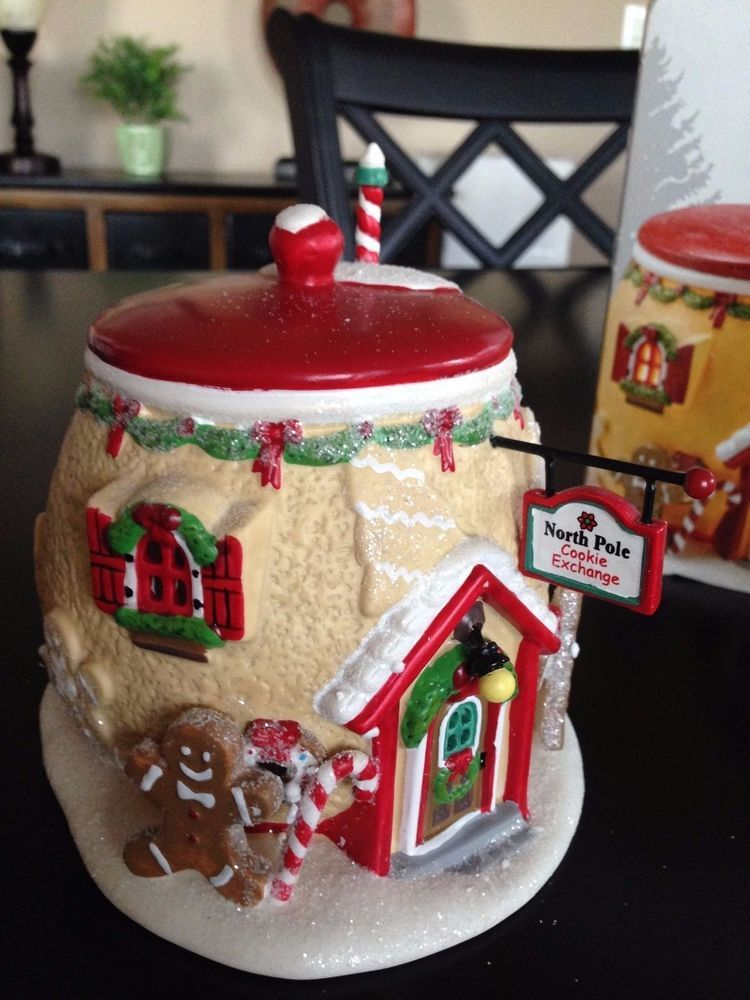 Dept 56 North Pole Series Santa S Sweet Shop North Pole Cookie
