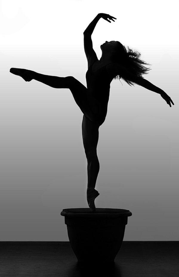 Картинки танцы тень