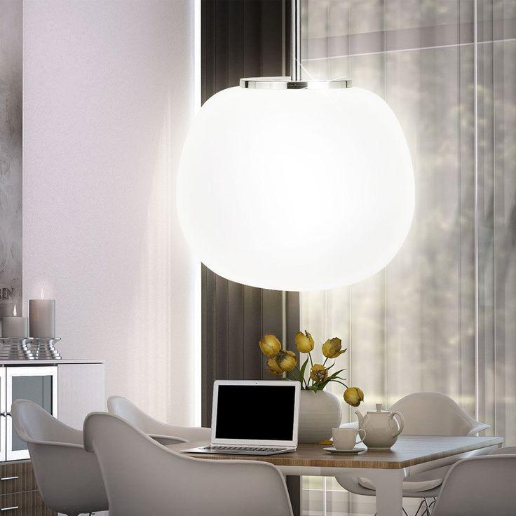 Kugel Decken Hänge Leuchte Wohn Schlaf Zimmer Pendel Strahler Beleuchtung Lampe