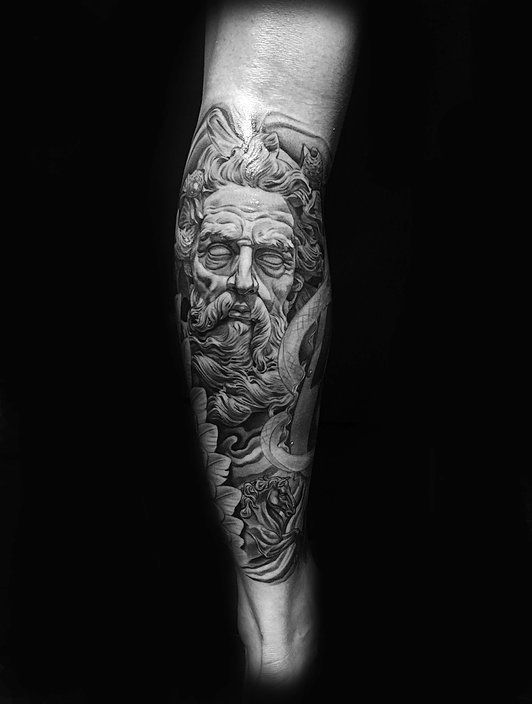 John Perez - Best portrait and realism black and grey tattoo artist ...