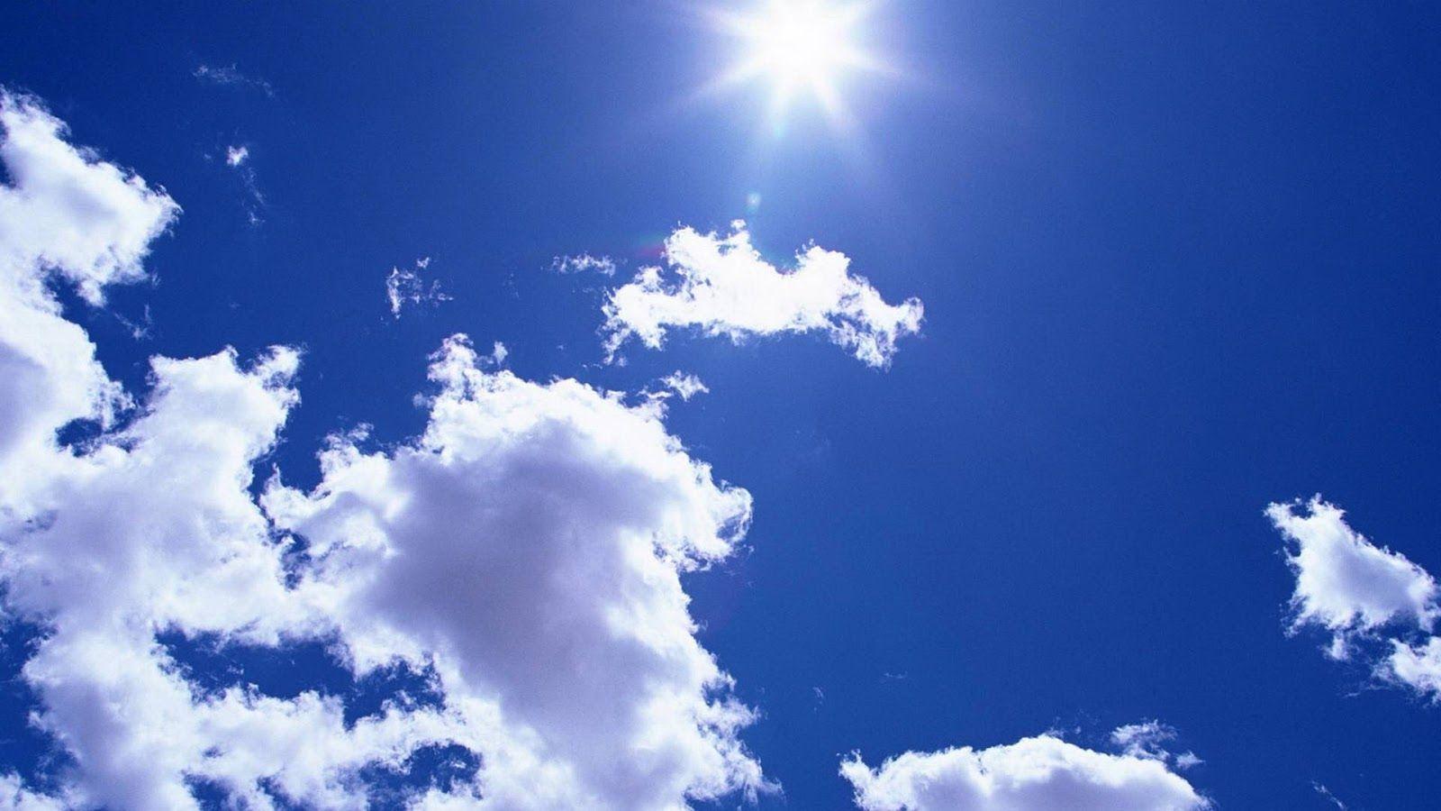 Beautiful Clouds Sky Hd Desktop Wallpaper Widescreen High