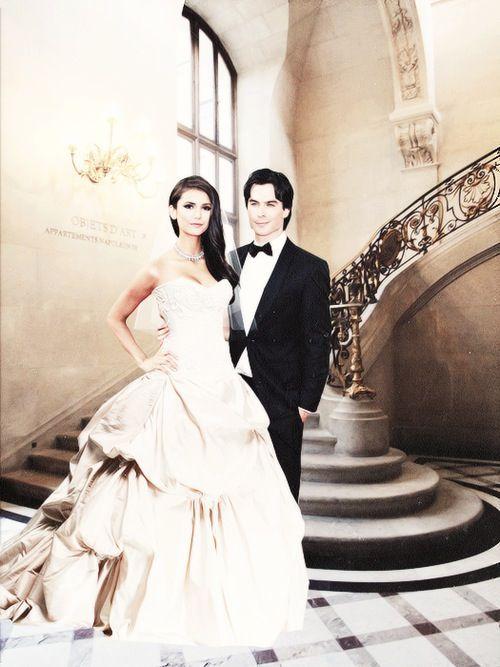 Nina ian wedding