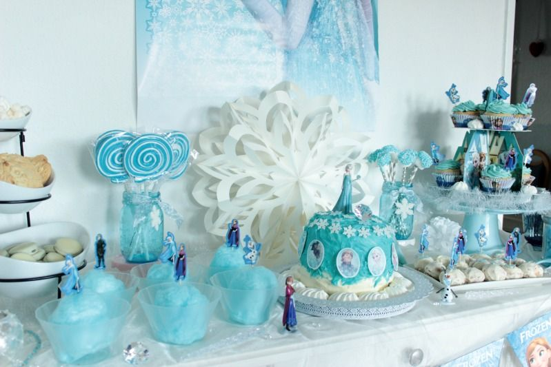eisk nigin geburtstagsparty frozen birthday party reyhan geburtstagsfeier pinterest. Black Bedroom Furniture Sets. Home Design Ideas