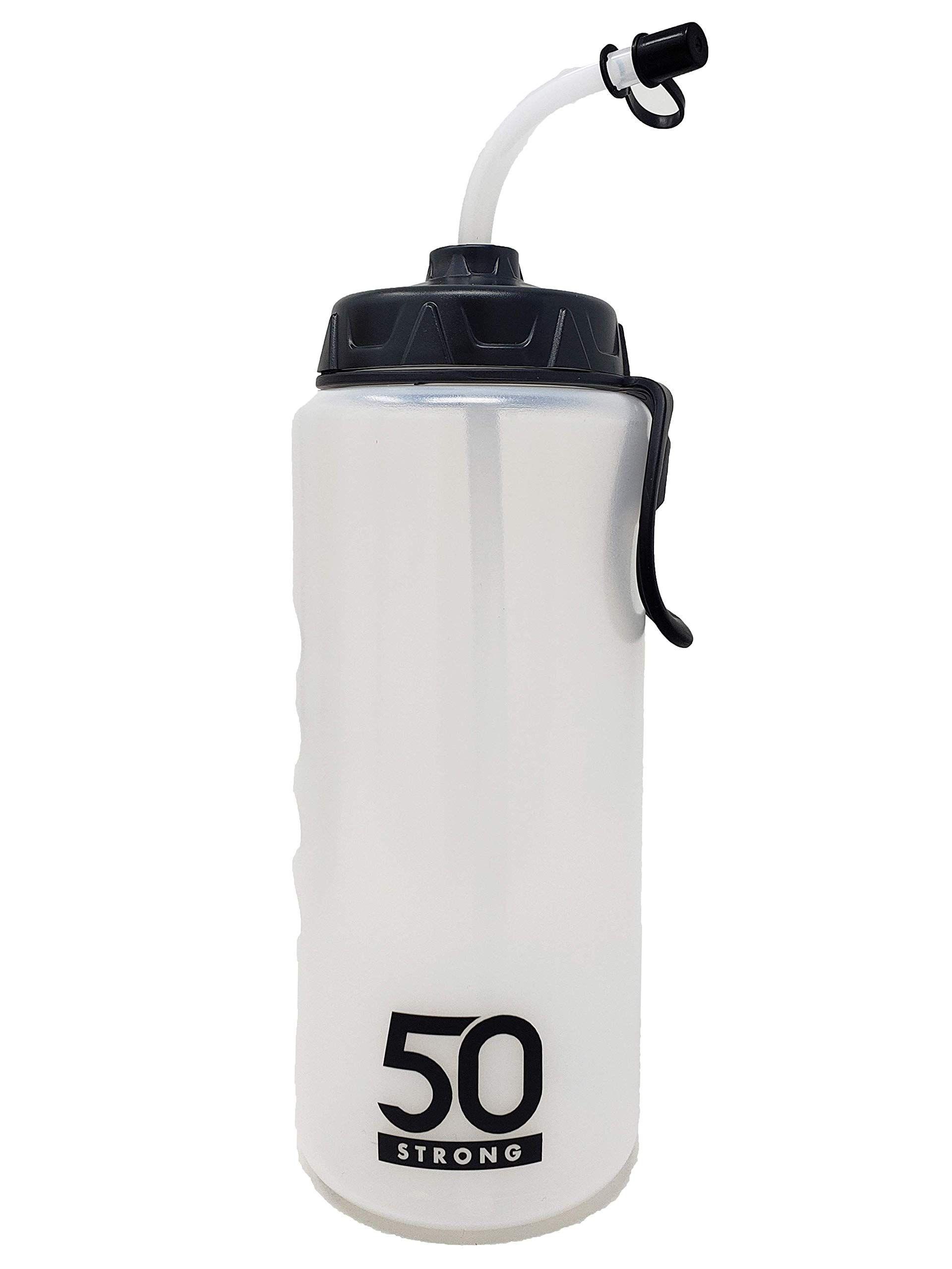 Liter Sports Water Bottle Straw in 2020 Bottle, Water