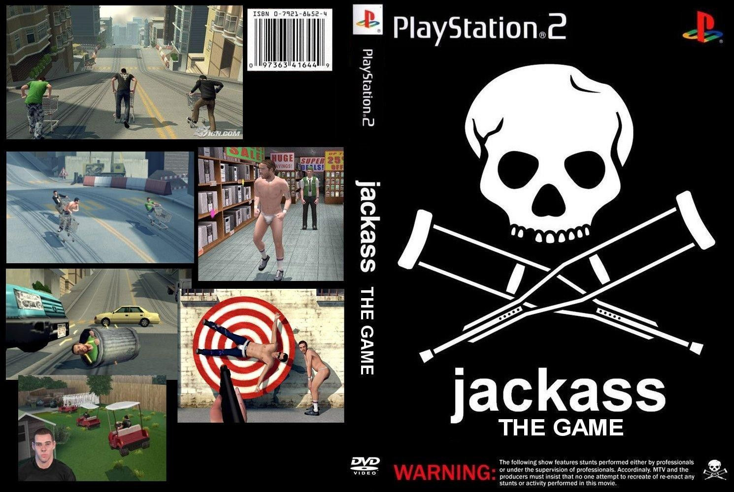 Version of jack ass — img 1