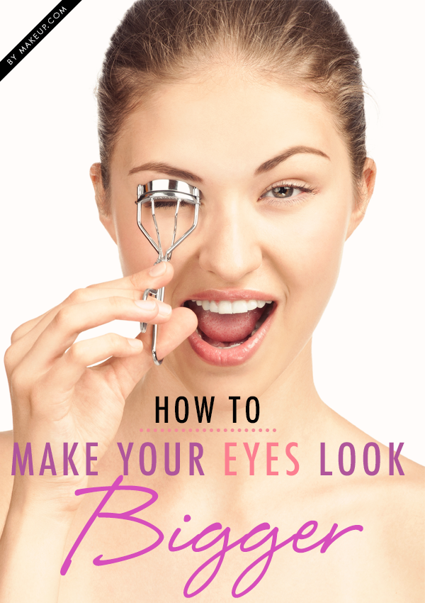 1-Minute Makeover: How to Make Your Eyes Look Bigger | To find out ...