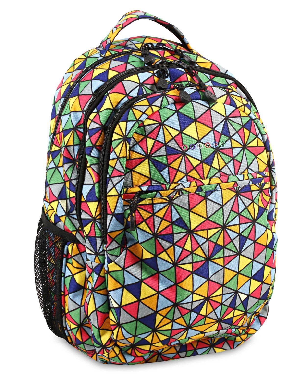 622745c9039 Fashion Colorful Backpack Children School Bags For Girls Printing Backpacks  | eBay