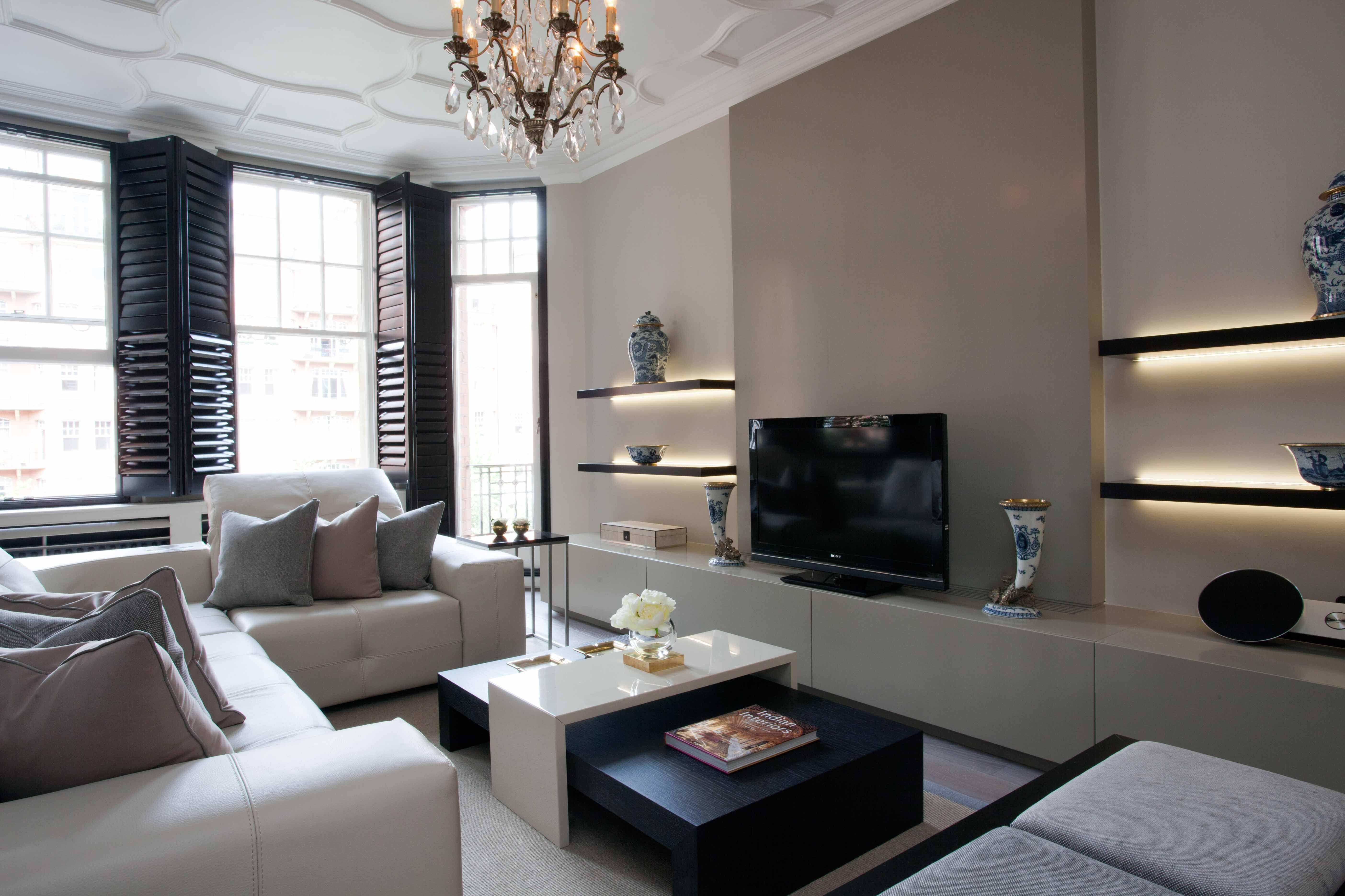 Luxury Studio Apartment Interior Design Novocom Top