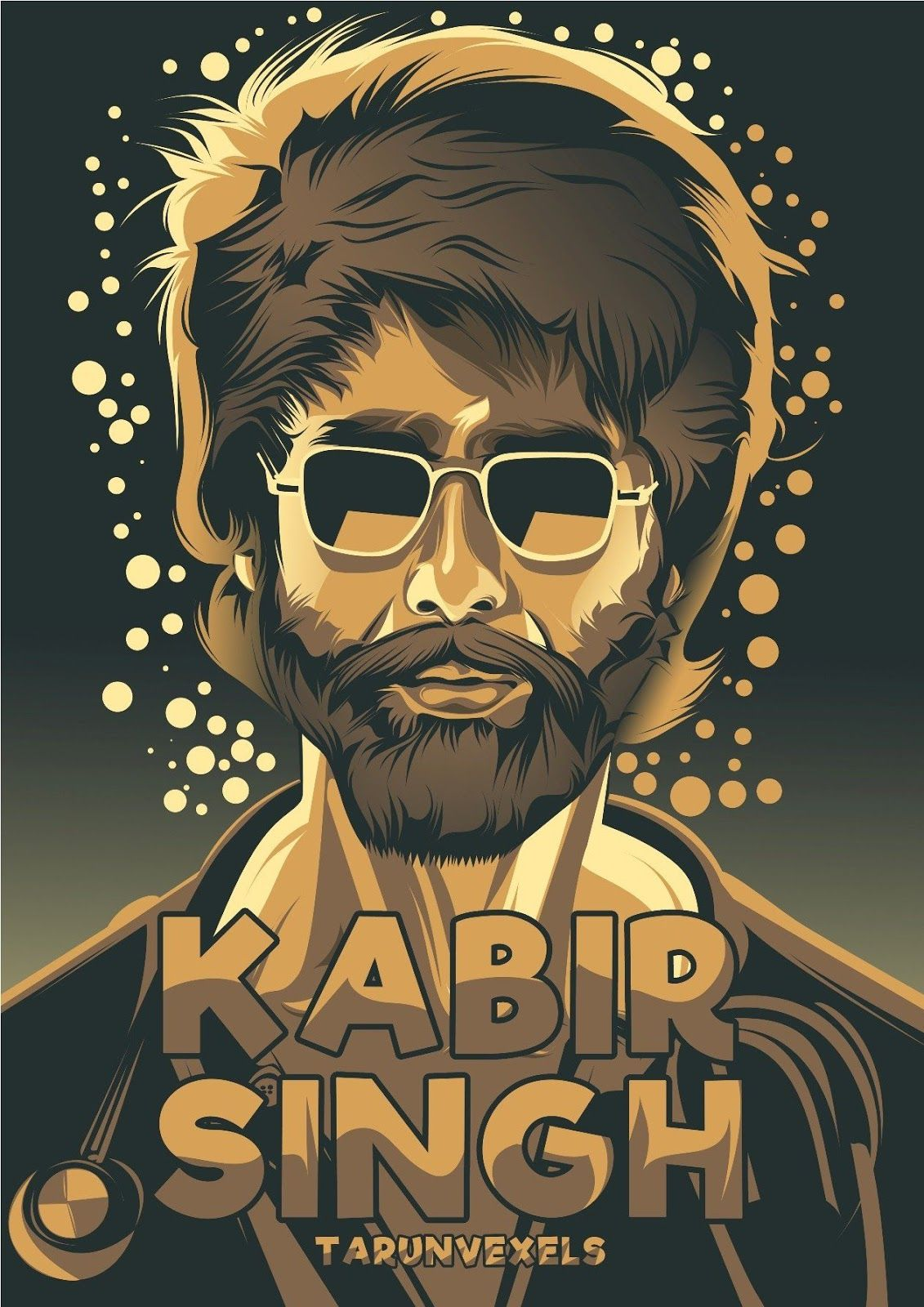Shahid Kapoor S Kabir Singh Mobile Wallpaper Mobile Wallpaper