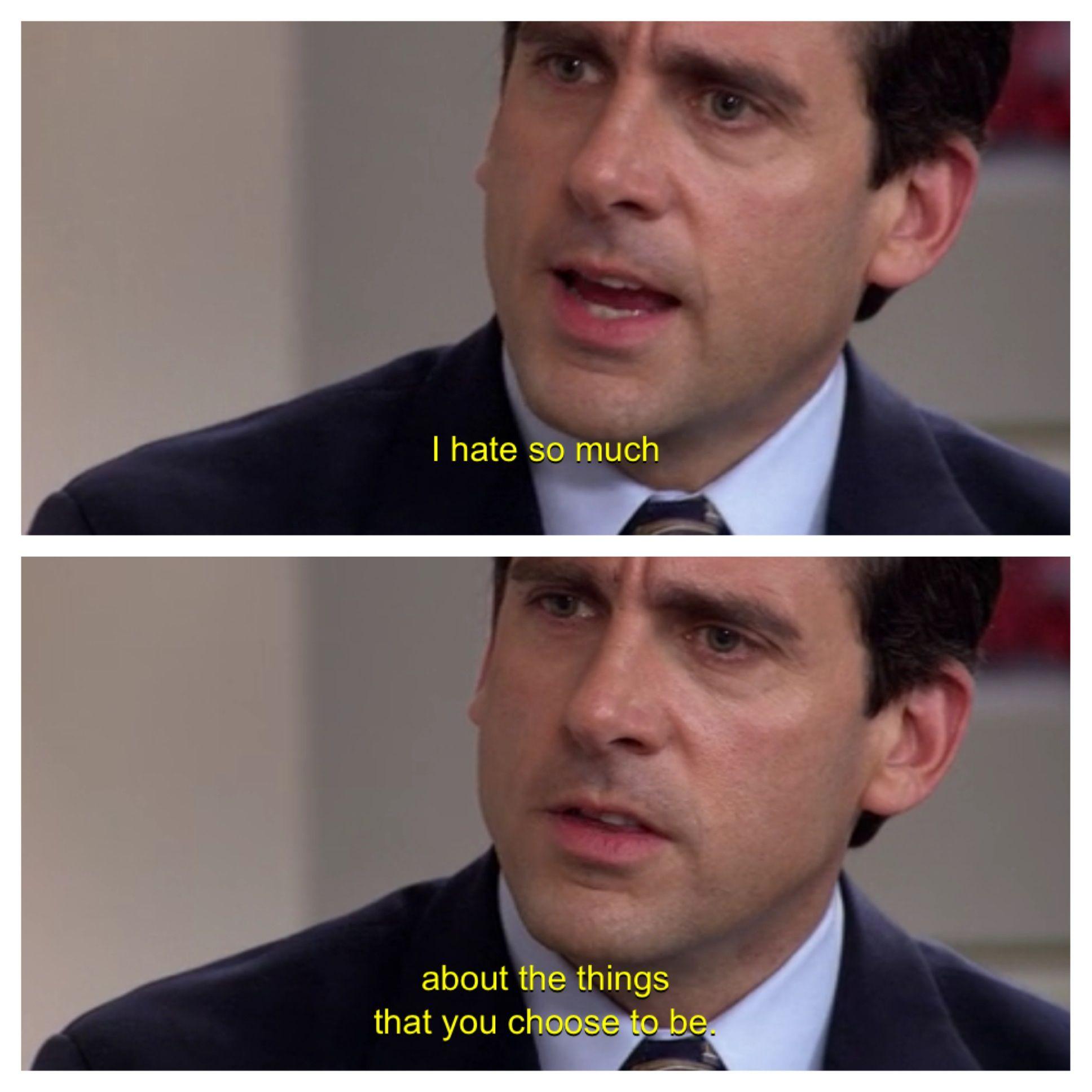 my favorite michael scott quote michael scott quotes michael