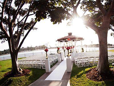 Newport Dunes Waterfront Resort And Marina Beach California Wedding Venues 1