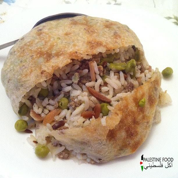 Ouzi (Rice and Meat Parcels) صرر الأوزي | Middle Eastern