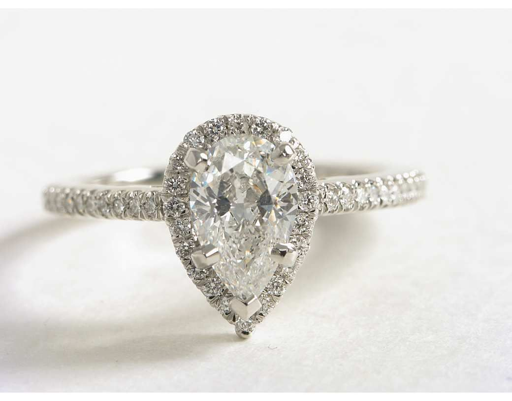 wedding shaped ring awesome engagement carat photos pear rings ideas diamond