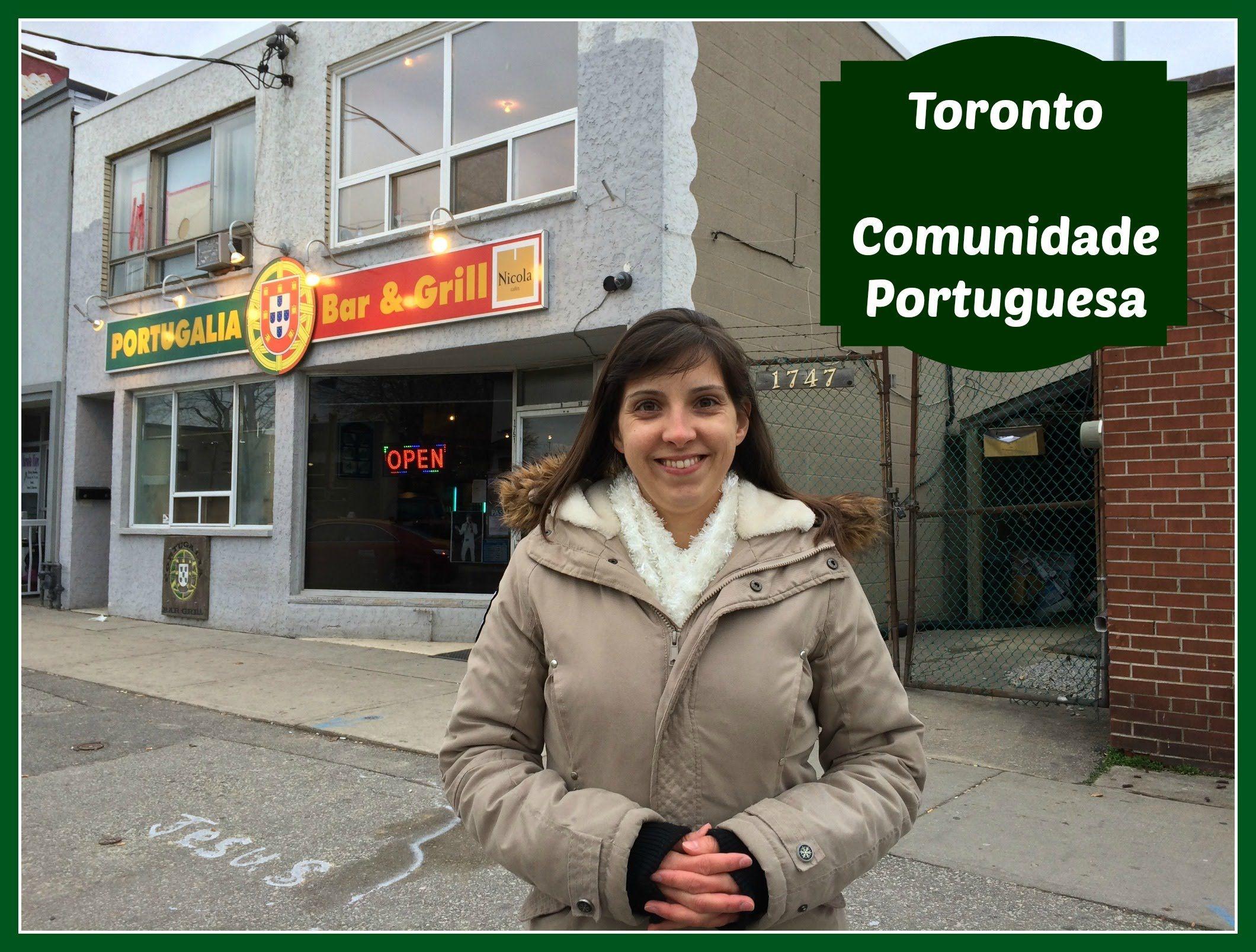 Este é o terceiro vídeo da série Toronto. Como não podia deixar de ser falámos um bocadinho sobre a comunidade portuguesa. Este tema vai ter desenvolvimento. Se quiserem segui a série subscrevam o canal: https://www.youtube.com/channel/UC8baKJiEb4c035nU7UnSqvw Até já, Élia e Cláudia