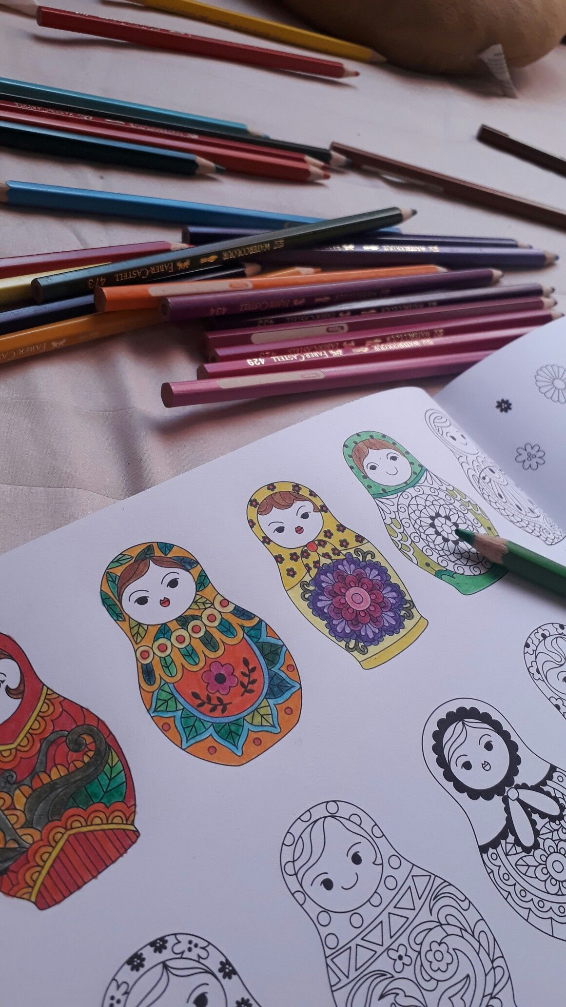 Coloring Time Beautiful Day Book By Young Mi Park