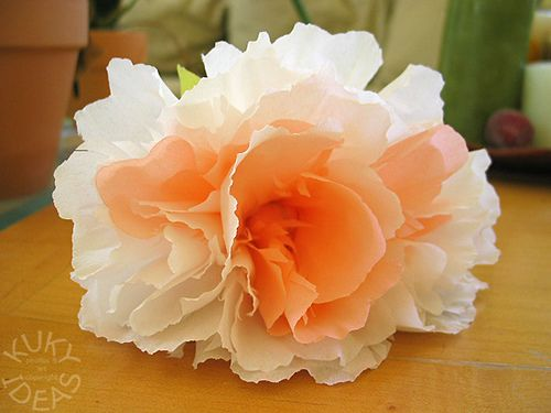 Colorful paper flowers martha stewart adornment ball gown wedding how to make paper flowers martha stewart images flower decoration mightylinksfo