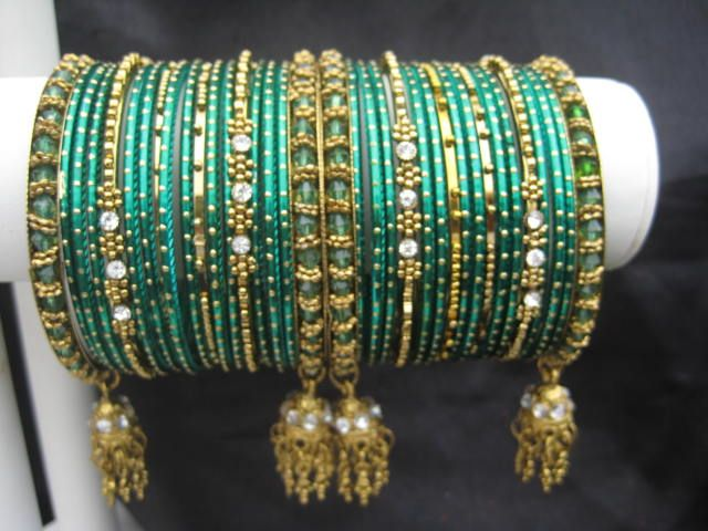 These For Dancing Bridal Bangles