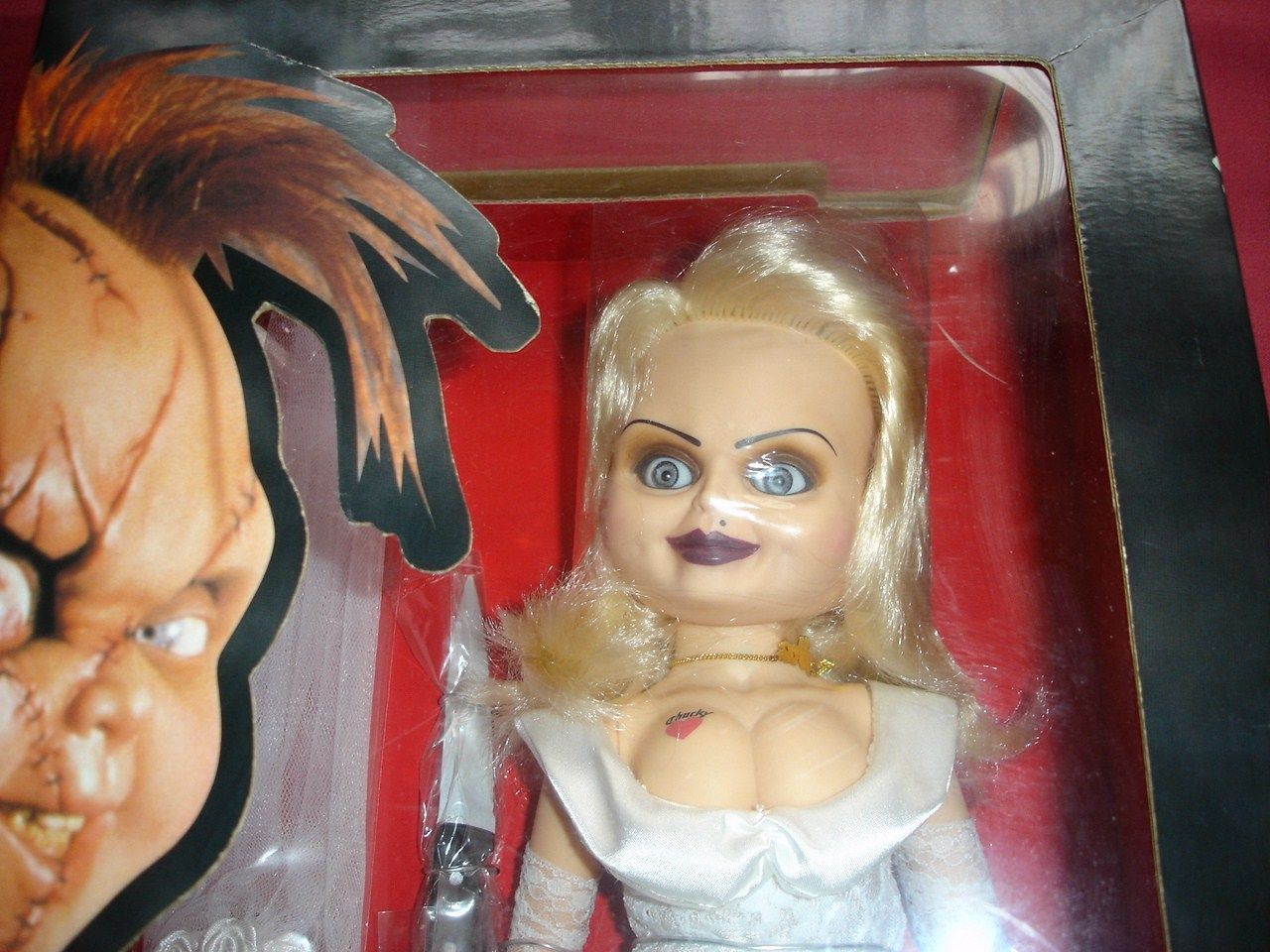 tiffany from bride of chucky naked
