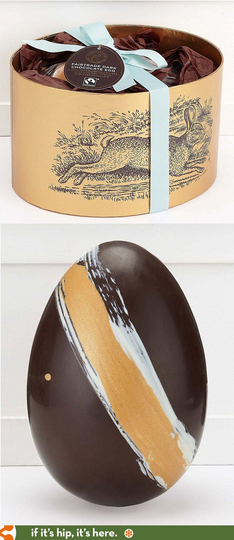 A beautifully packaged fair trade dark chocolate easter egg from a beautifully packaged fair trade dark chocolate easter egg from marks and spencer negle Choice Image