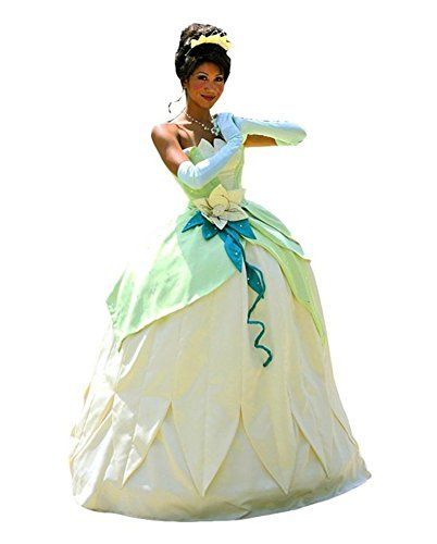 Enchanting Beautiful and Trendy Halloween Fancy Dress Outfits  sc 1 st  Pinterest : princess tiana costume adult  - Germanpascual.Com
