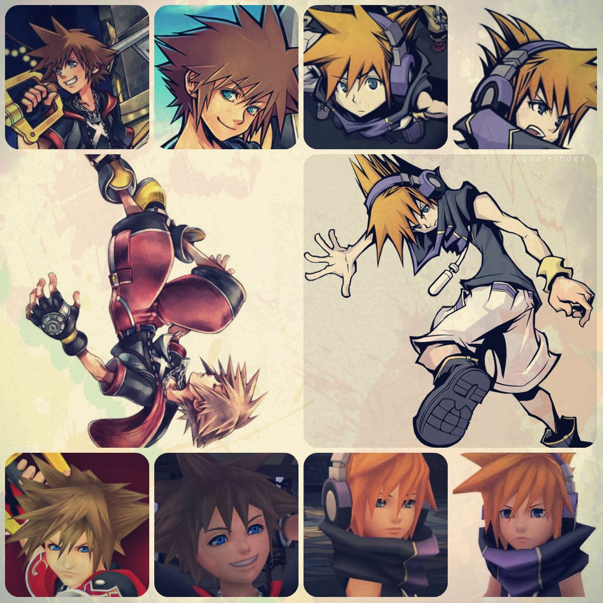 3D Anime Por pin on kingdom hearts