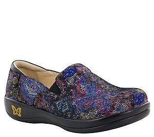 Alegria Slip-on Shoes Wide Width - Keli