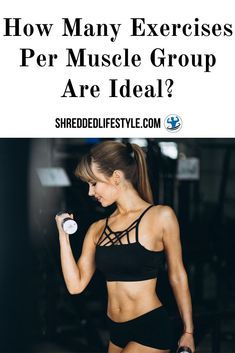 One of the most common questions you might ask yourself is figuring out exactly how many exercises p...