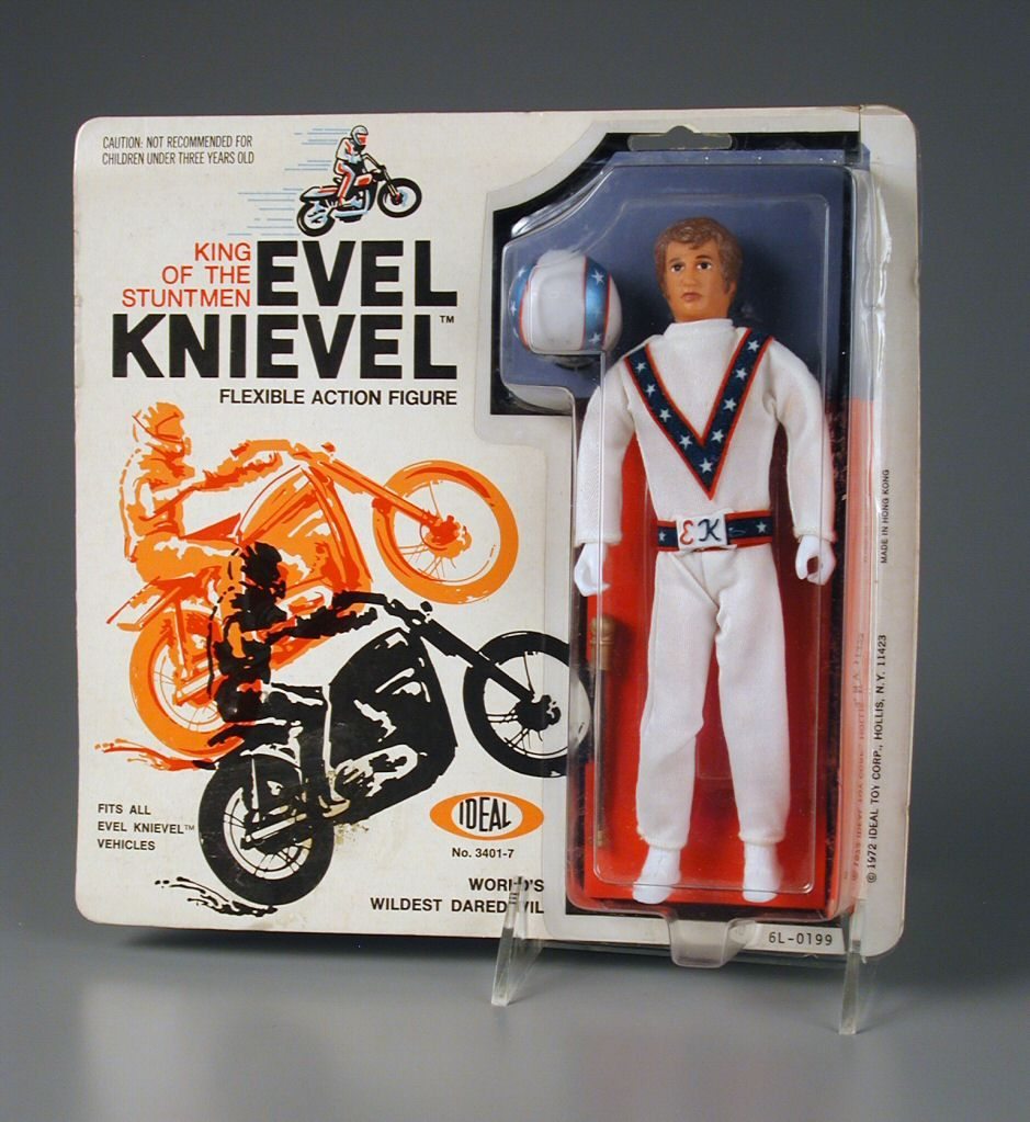 evel knievel toy evel knievel pinterest facts. Black Bedroom Furniture Sets. Home Design Ideas
