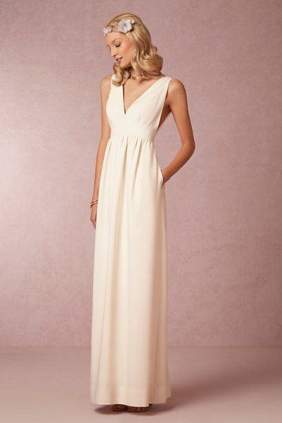 4c6c77ca4c BHLDN Jill Stuart Daphne Dress Size 6 Wedding Dress – OnceWed.com in ...