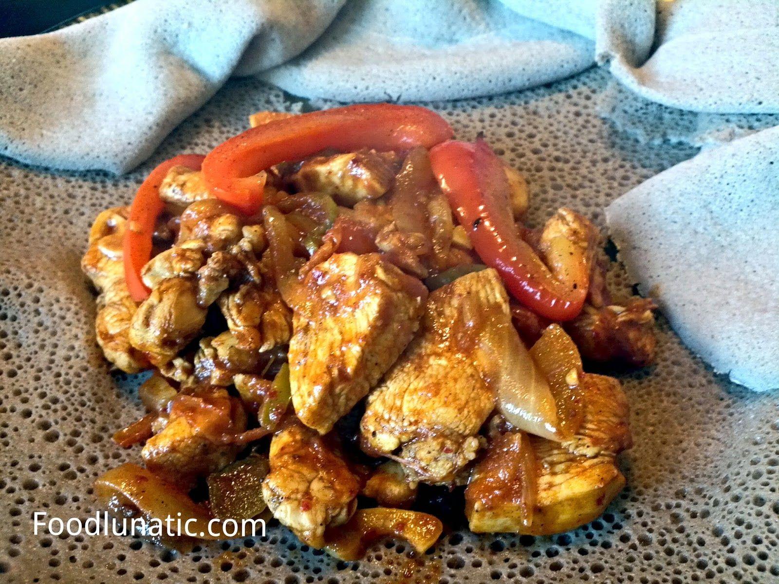 Doro awaze tibs ethiopian sauted chicken with awaze chili sauce doro awaze tibs ethiopian sauted chicken with awaze chili sauce tried this ethiopian food recipesethiopian forumfinder Choice Image