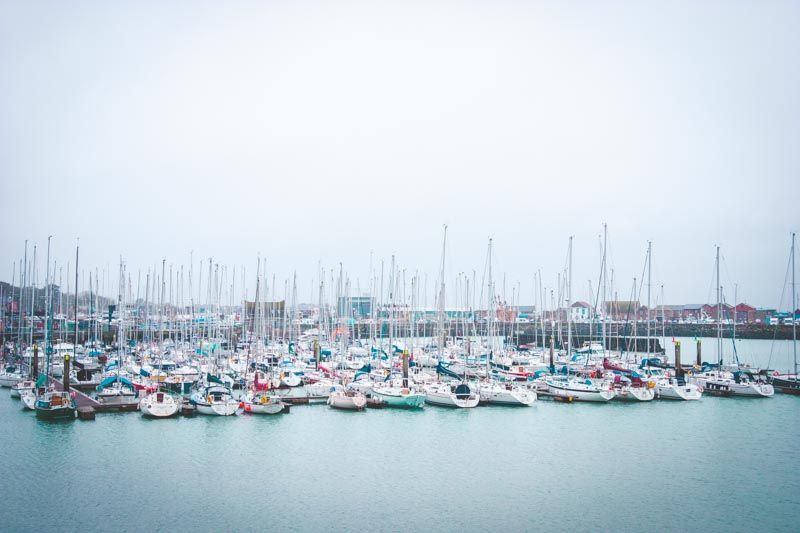 Guide to the Dublin Bay area from @sweetphi