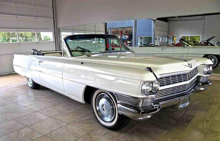 1964 Cadillac DeVille Cabrio – es gibt kein anderes Auto … DAS ist das Auto.