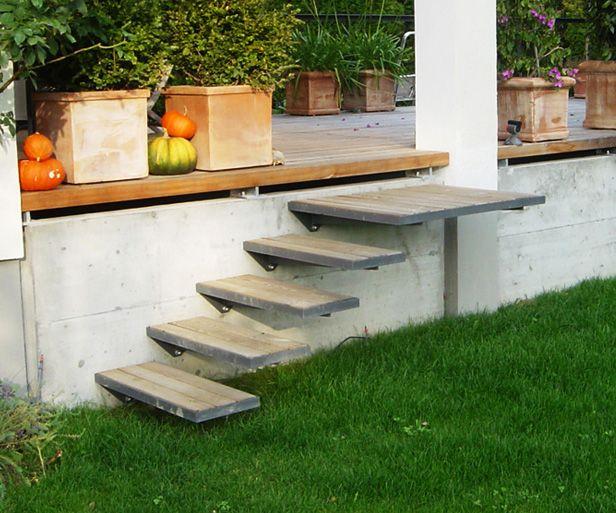 Terrassentreppe Garten Und Terassen Treppe Terrasse Und