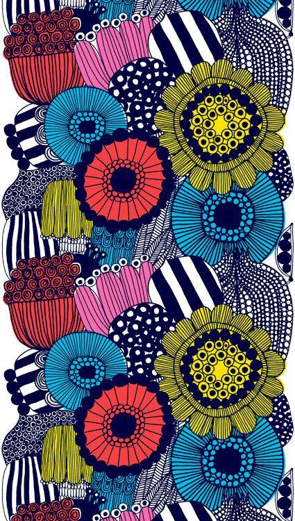 Marimekko Fabric Fabrics