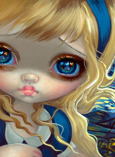 Blue Angel Publishing - Jasmine Becket-Griffith - Alice in ...