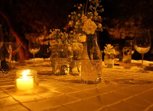 árbol de los deseos, flores y velas. | Flor de Capomo