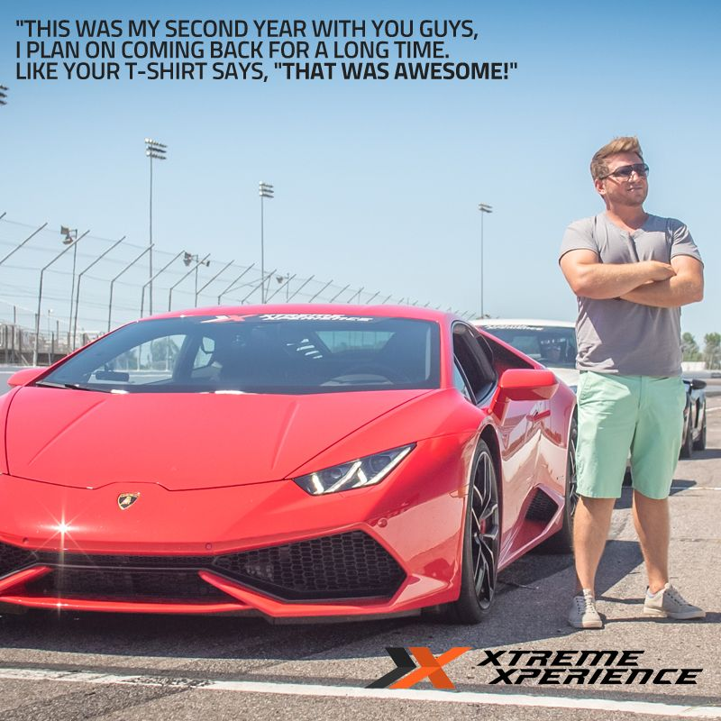 This Is The ULTIMATE Gift For Car Guys/girls And Thrill Seekers In Your Life