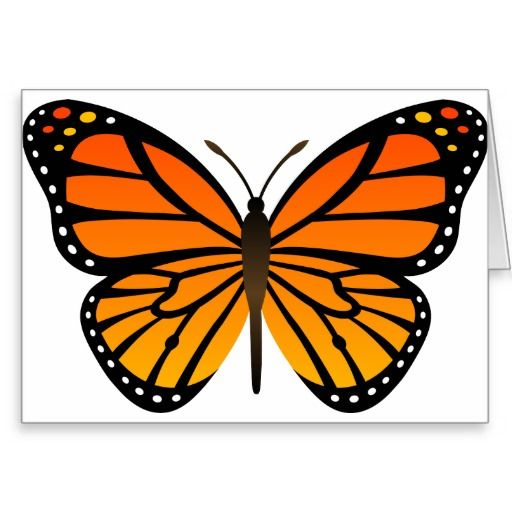 monarch butterfly mask template - Google Search Insects and - butterfly template