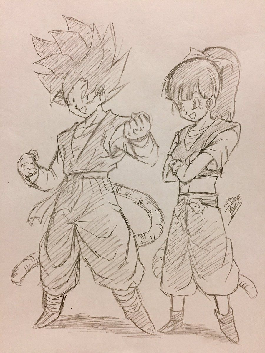 Dragon Ball Heroes Beta Note With Images Dragon Ball Artwork