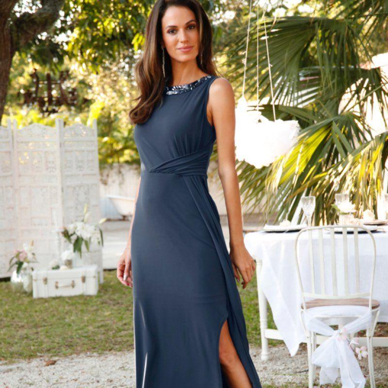 Damen Trends Anlasse Anlasse Hochzeiten Feste Brautmutter Hochzeitsmode Partykleid Mode