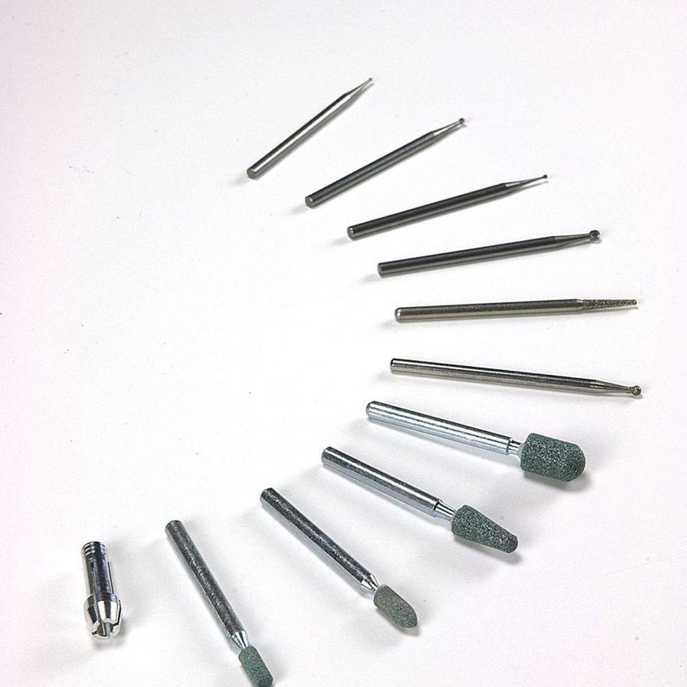 Dremel Carving/Engraving Kit for Stone, Glass and Terra Cotta (11 ...