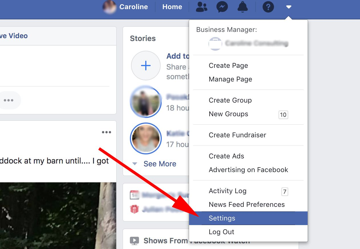 How To Unblock Someone On Facebook And Messenger Faq Facebook Messenger Create Ads Facebook Features