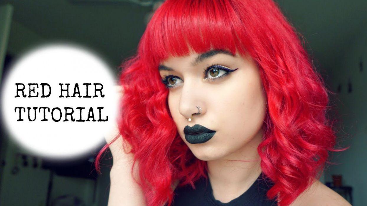 Scarlet Red Hair Color Best Hair Color For Black Natural Hair