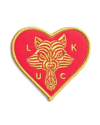 Luck Wolf Patch