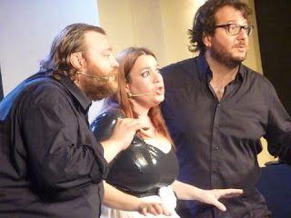 "TG Musical e Teatro in Italia: Al Teatro Golden I Favete Linguis in ""Sanremo Stor..."